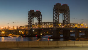 Triboro Bridge: Manhattan to Randall's Island