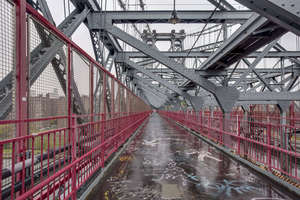 Williamsburg Bridge 3: Pedestrian Walkway
